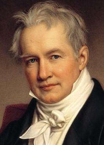 Wer War Alexander Von Humboldt