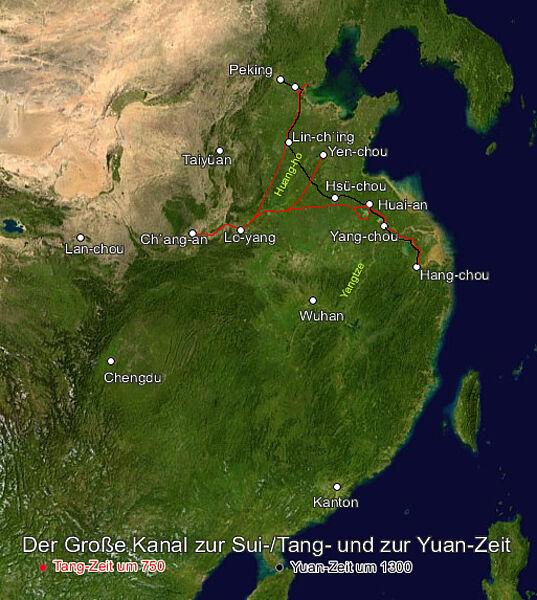 kaiserkanal china karte Kinderzeitmaschine ǀ Was waren Chinas Leid und Chinas Sorge?