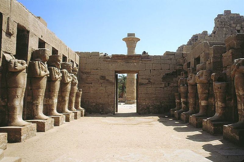 ägypten Bauwerke