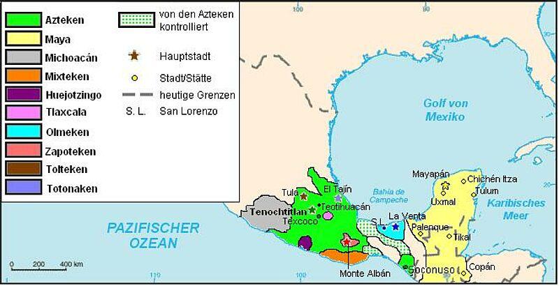 Mittelamerika Karte Staaten.Kinderzeitmaschine ǀ Wo Liegt Mesoamerika
