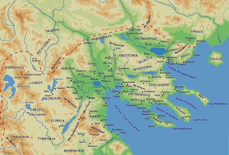 makedonien griechenland karte Kinderzeitmaschine ǀ Wo liegt eigentlich dieses Makedonien?