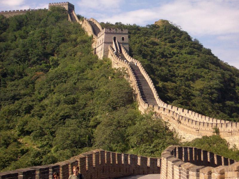 Spiel Chinesische Mauer