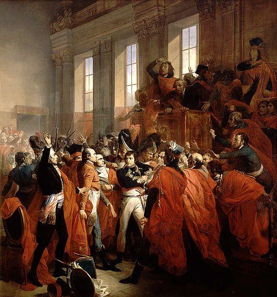 Kinderzeitmaschine ǀ Staatsstreich Napoleons
