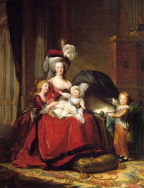 Ludwig Xvi. Kinder